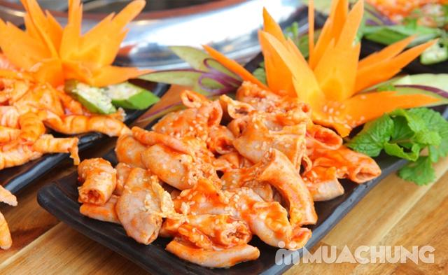 Buffet Nướng Hoặc Lẩu Ăn Thả Ga - Nhà Hàng Lẩu Nướng Sài Gòn - 36