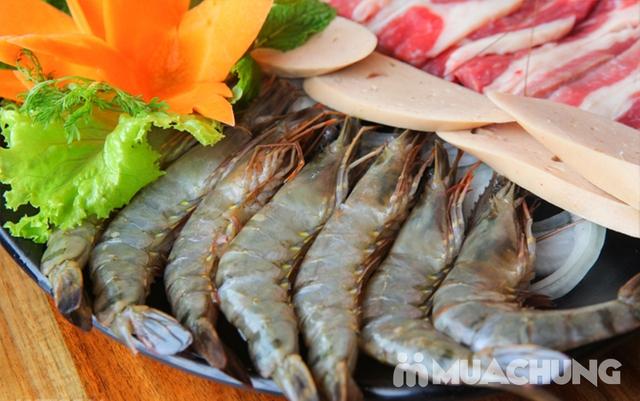 Buffet Nướng Hoặc Lẩu Ăn Thả Ga - Nhà Hàng Lẩu Nướng Sài Gòn - 25