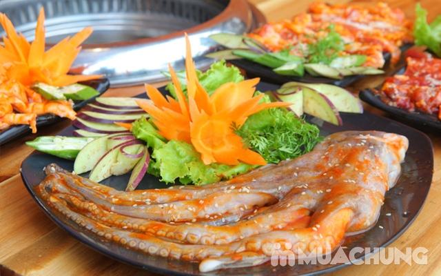 Buffet Nướng Hoặc Lẩu Ăn Thả Ga - Nhà Hàng Lẩu Nướng Sài Gòn - 35