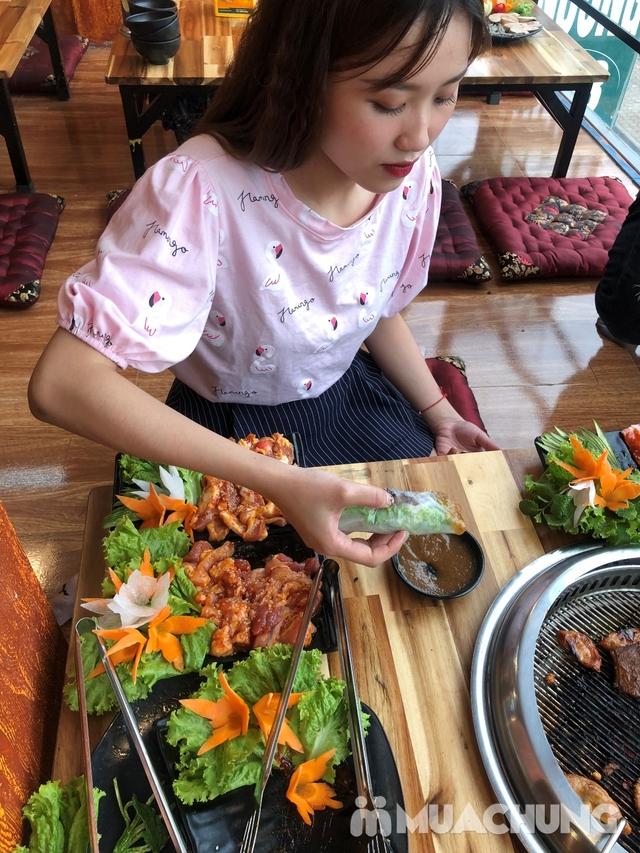 Buffet Nướng Hoặc Lẩu Ăn Thả Ga - Nhà Hàng Lẩu Nướng Sài Gòn - 2