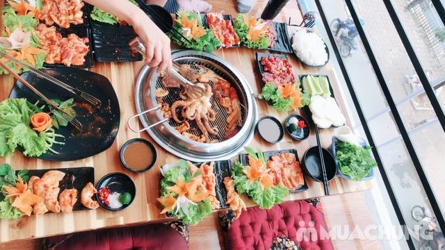 Buffet Nướng Hoặc Lẩu Ăn Thả Ga - Nhà Hàng Lẩu Nướng Sài Gòn - 1