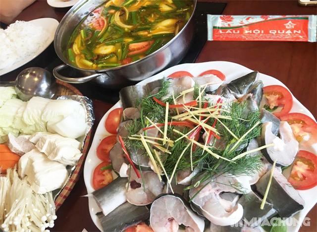 Set cá lăng cho 3-4 người Nhà hàng Lẩu Hội Quán - 5