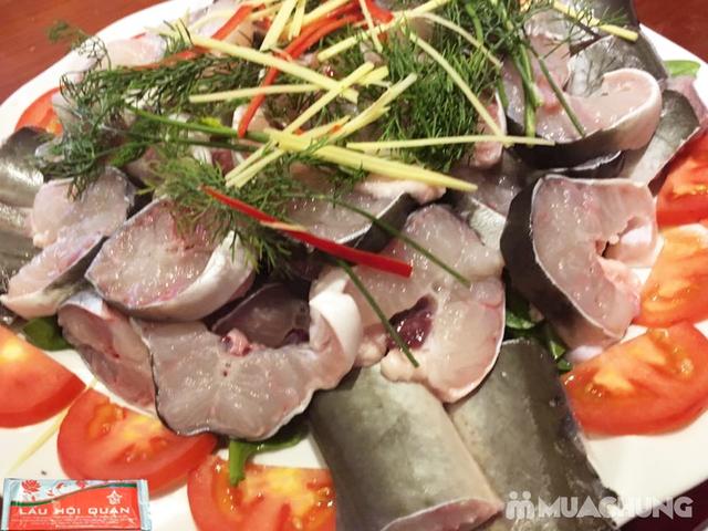 Set cá lăng cho 3-4 người Nhà hàng Lẩu Hội Quán - 9