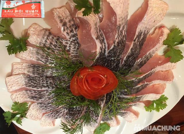 Set cá lăng cho 3-4 người Nhà hàng Lẩu Hội Quán - 8