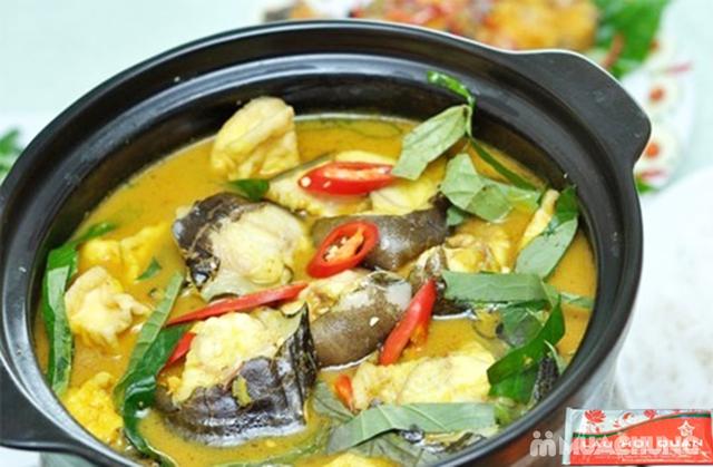 Set cá lăng cho 3-4 người Nhà hàng Lẩu Hội Quán - 10