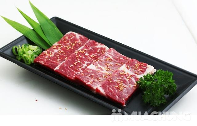 Buffet Nhật Ten Sushi menu cao cấp 420k Tặng Soda - 1