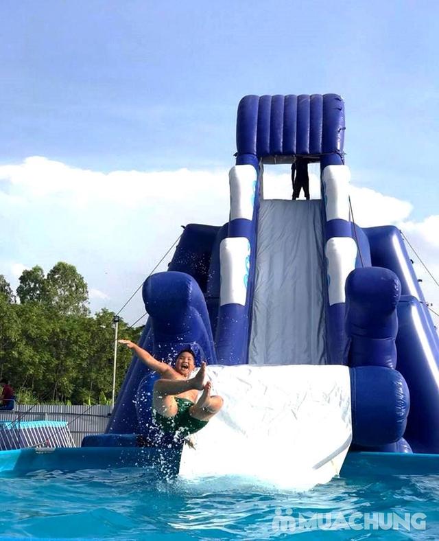 WATER FUN {NL}Vé trọn gói tham gia tất các trò chơi tại công viên nước phao đầu tiên và lớn nhất tại Việt Nam - 34