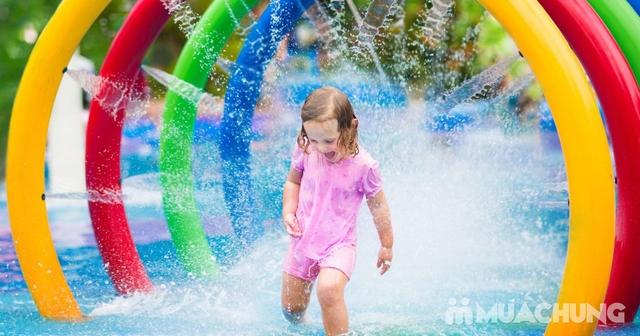 WATER FUN {NL}Vé trọn gói tham gia tất các trò chơi tại công viên nước phao đầu tiên và lớn nhất tại Việt Nam - 39