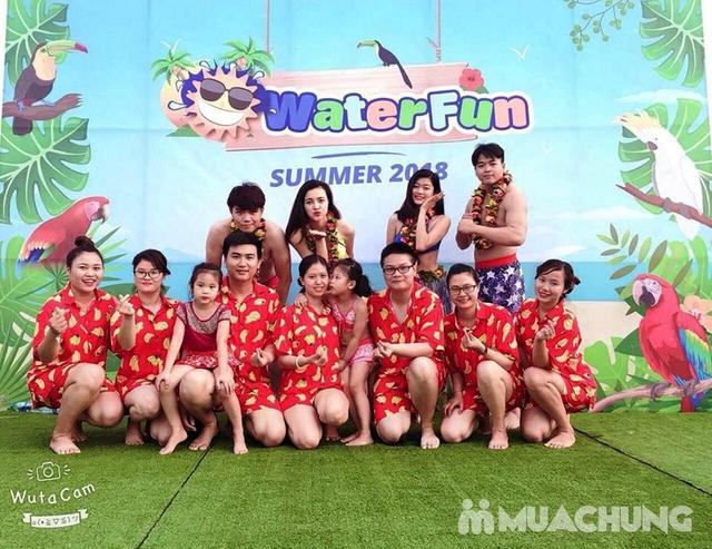 WATER FUN {NL}Vé trọn gói tham gia tất các trò chơi tại công viên nước phao đầu tiên và lớn nhất tại Việt Nam - 20