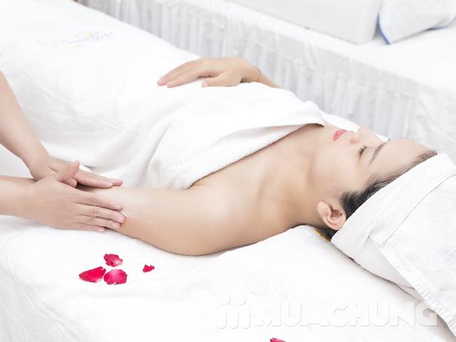 Tắm Trắng Bằng Phi Thuyền Tinh Chất Ngũ Vị Hoa Hồng Tại Sài Gòn Xinh Quán Thánh - 11