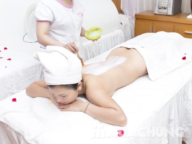 Tắm Trắng Bằng Phi Thuyền Tinh Chất Ngũ Vị Hoa Hồng Tại Sài Gòn Xinh Quán Thánh - 10