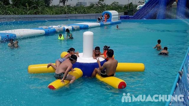 WATER FUN {NL}Vé trọn gói tham gia tất các trò chơi tại công viên nước phao đầu tiên và lớn nhất tại Việt Nam - 35