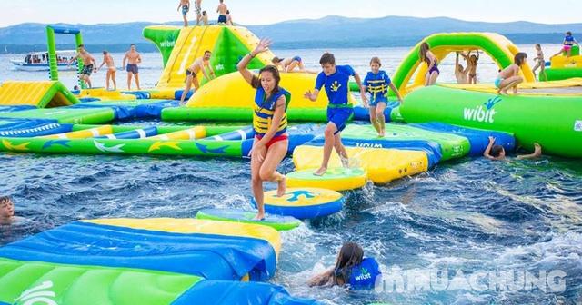 WATER FUN {NL}Vé trọn gói tham gia tất các trò chơi tại công viên nước phao đầu tiên và lớn nhất tại Việt Nam - 17