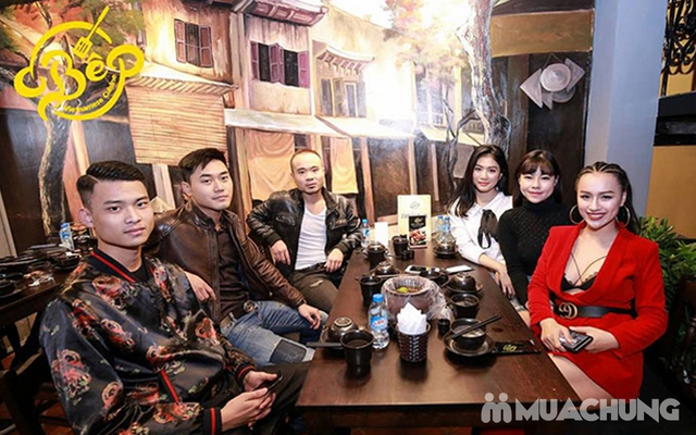 Buffet Lẩu Bò Nhúng Dấm Tại Bếp Quán - Chef Thái, Siêu Đầu Bếp 5* - 22