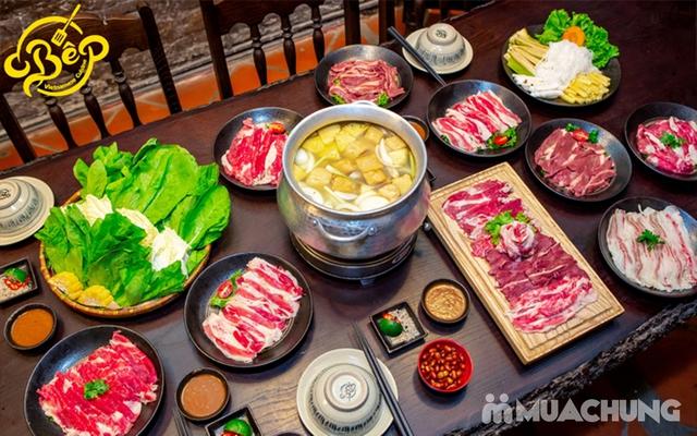 Buffet Lẩu Bò Nhúng Dấm Tại Bếp Quán - Chef Thái, Siêu Đầu Bếp 5* - 14