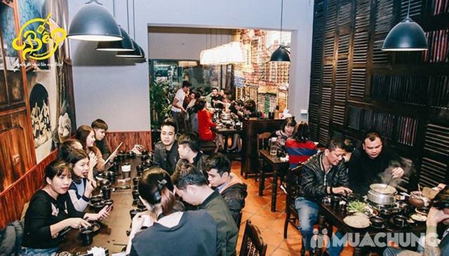 Buffet Lẩu Bò Nhúng Dấm Tại Bếp Quán - Chef Thái, Siêu Đầu Bếp 5* - 24