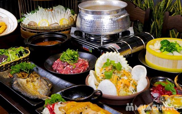 Buffet Lẩu Bò Nhúng Dấm Tại Bếp Quán - Chef Thái, Siêu Đầu Bếp 5* - 26