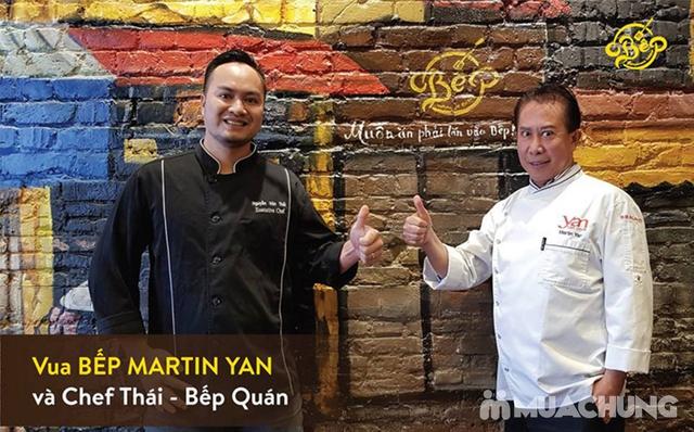 Buffet Lẩu Bò Nhúng Dấm Tại Bếp Quán - Chef Thái, Siêu Đầu Bếp 5* - 12