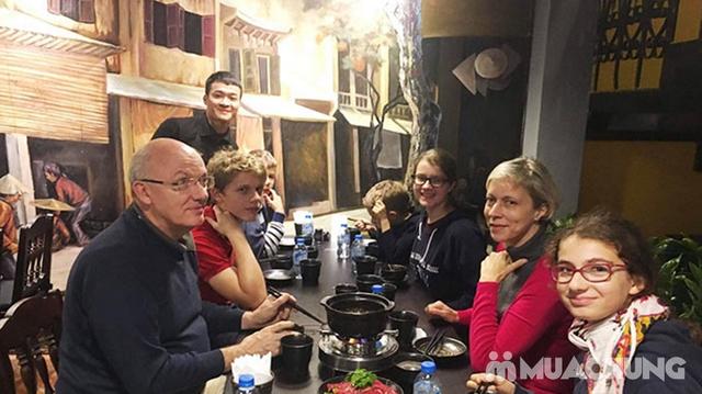 Buffet Lẩu Bò Nhúng Dấm Tại Bếp Quán - Chef Thái, Siêu Đầu Bếp 5* - 23