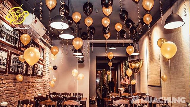 Buffet Lẩu Bò Nhúng Dấm Tại Bếp Quán - Chef Thái, Siêu Đầu Bếp 5* - 20