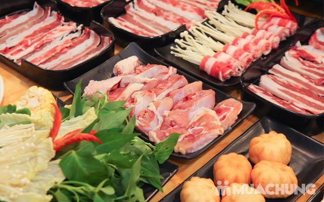 Buffet Lẩu Siêu Ngon Giá Hấp Dẫn Nhà Hàng Lẩu Pháp - 25