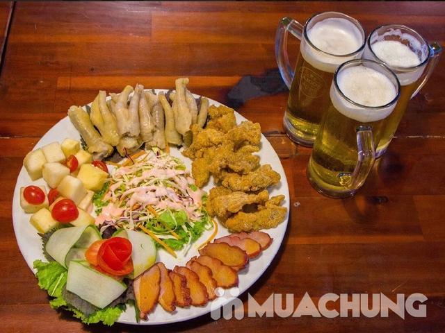 Set Đồ Nguội Kèm Ưu Đãi Uống Bia Henniger Chỉ 8K - 6