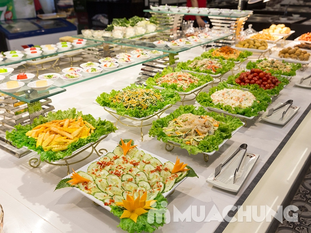 Menu Vip, Buffet Gần 50 Món - Free Pepsi, Kem Fanny Tại Nik Nak Times City - 23