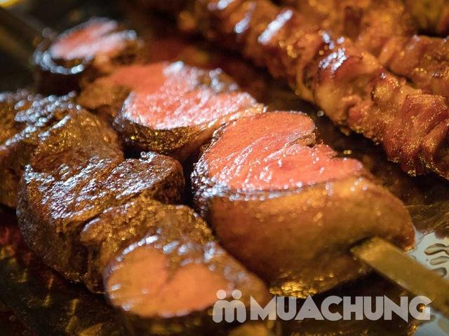 Buffet Vườn Nướng Brazil Kèm Bia Tươi Kozel Tiệp/ Pepsi Tươi - Menu Vip - Carnaval 145 Trung Hòa - 27