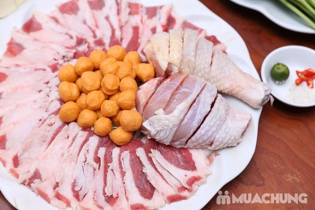 HOT - Buffet lẩu bò Mỹ ăn thả ga tại NH Lẩu Hội Quán - 25
