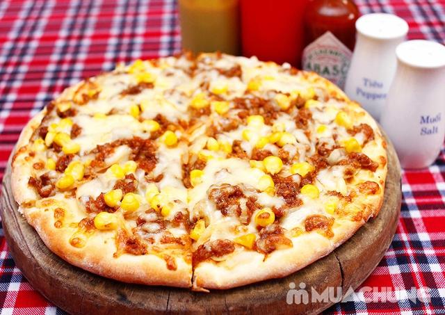Ngon Hết Ý Với Pizza Size Lớn (Chọn 01 Trong 08 Vị) Giá Chỉ 93K Tại Pizza Hoa Ý - 8