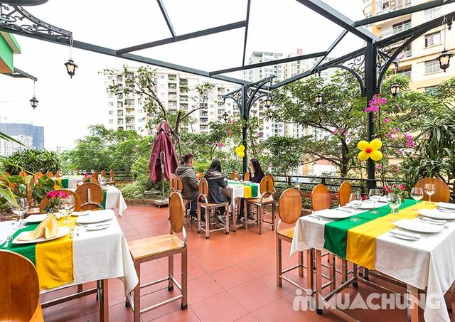 Buffet Vườn Nướng Brazil Kèm Bia Tươi Kozel Tiệp/ Pepsi Tươi - Menu Vip - Carnaval 145 Trung Hòa - 37