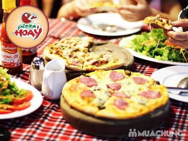 Ngon Hết Ý Với Pizza Size Lớn (Chọn 01 Trong 08 Vị) Giá Chỉ 93K Tại Pizza Hoa Ý - 7