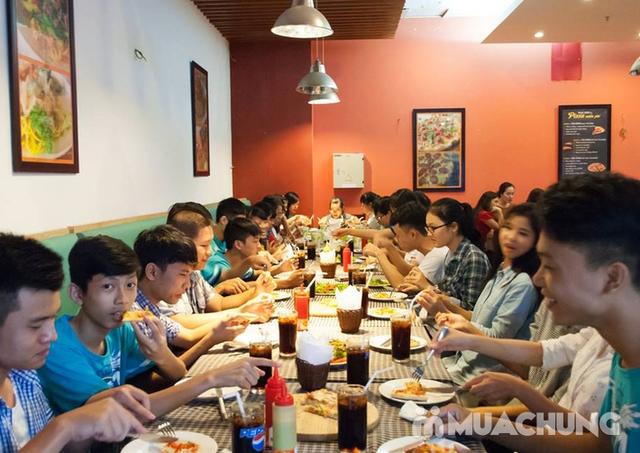 Ngon Hết Ý Với Pizza Size Lớn (Chọn 01 Trong 08 Vị) Giá Chỉ 93K Tại Pizza Hoa Ý - 17