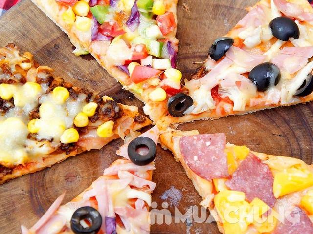 Ngon Hết Ý Với Pizza Size Lớn (Chọn 01 Trong 08 Vị) Giá Chỉ 93K Tại Pizza Hoa Ý - 11