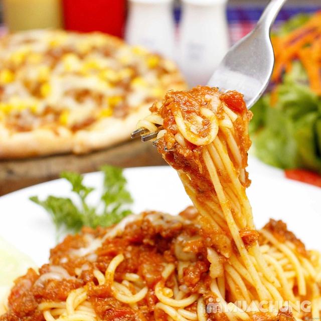Pizza Hoa Ý - Hương Vị Ẩm Thực Ý Đúng Điệu Set Cho 02 Người Chỉ 99k - 10