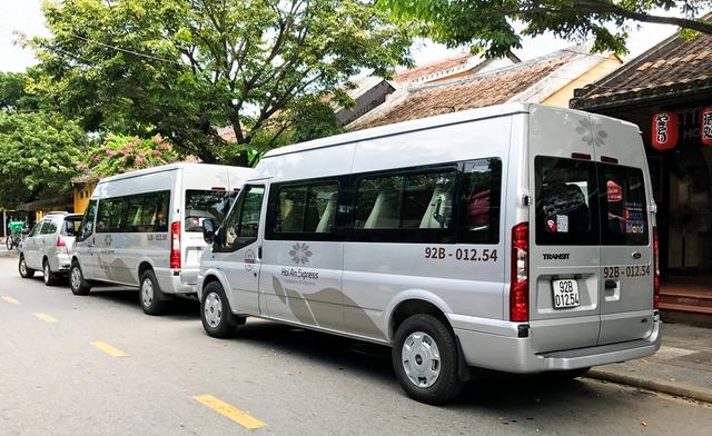 Dịch vụ Xe ghép khứ hồi Đà Nẵng - Hội An cho 01 khách (2 chiều) - 10