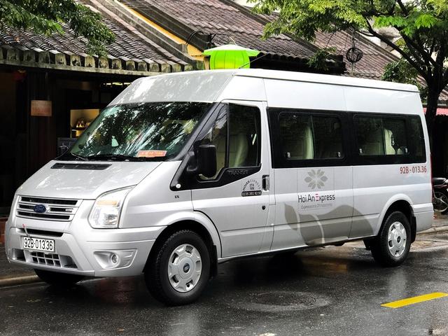 Dịch vụ Xe ghép khứ hồi Đà Nẵng - Hội An cho 01 khách (2 chiều) - 8