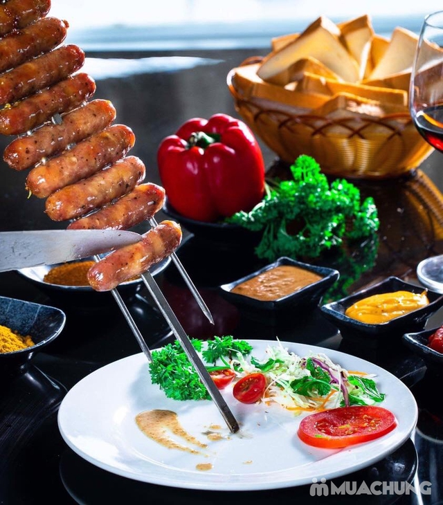 Buffet Nướng Brazil ngon đẳng cấp 24-26 Nguyễn Trường Tộ - 16