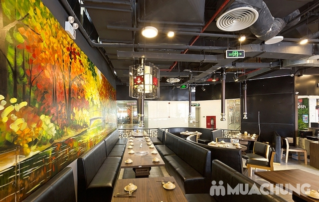 Buffet Lẩu Ăn Không Giới Hạn - Buffet BBQ & Hot Pot Hong Kong New - 4