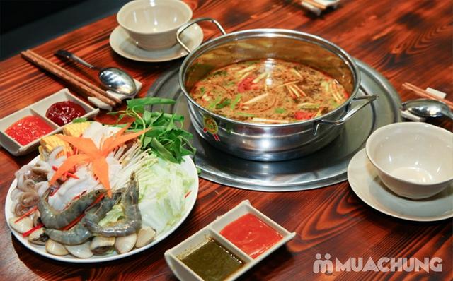 Buffet Lẩu Ăn Không Giới Hạn - Buffet BBQ & Hot Pot Hong Kong New - 17
