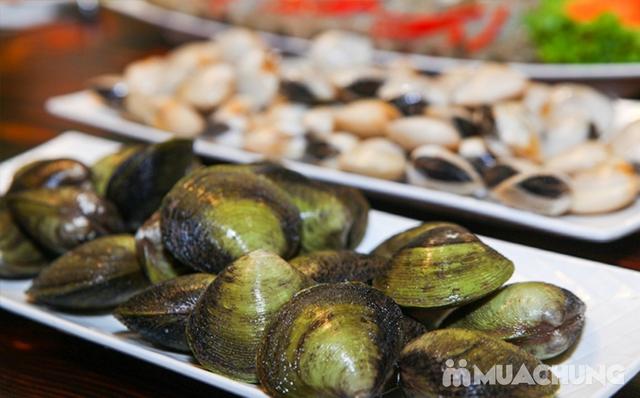 Buffet Lẩu Ăn Không Giới Hạn - Buffet BBQ & Hot Pot Hong Kong New - 25