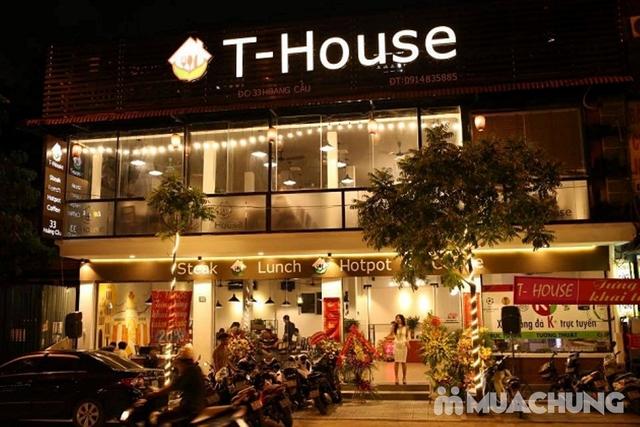 Set vịt trời đủ món cho 4 người Nhà hàng T - House - 12