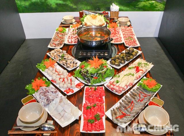 Buffet Lẩu Ăn Không Giới Hạn - Buffet BBQ & Hot Pot Hong Kong New - 16