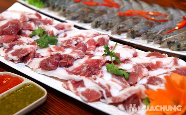 Buffet Lẩu Ăn Không Giới Hạn - Buffet BBQ & Hot Pot Hong Kong New - 23
