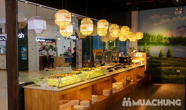 Buffet Lẩu Ăn Không Giới Hạn - Buffet BBQ & Hot Pot Hong Kong New - 7
