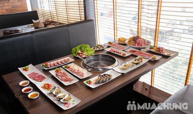 Buffet Lẩu Ăn Không Giới Hạn - Buffet BBQ & Hot Pot Hong Kong New - 5