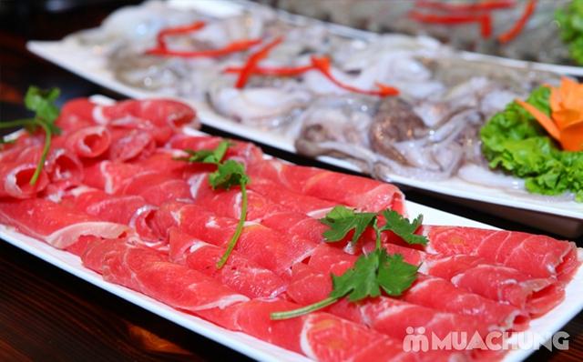 Buffet Lẩu Ăn Không Giới Hạn - Buffet BBQ & Hot Pot Hong Kong New - 20