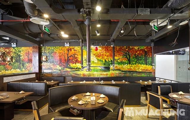 Buffet Lẩu Ăn Không Giới Hạn - Buffet BBQ & Hot Pot Hong Kong New - 2