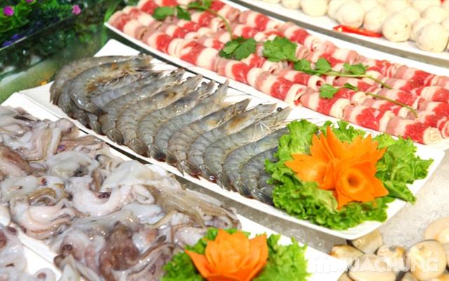 Buffet Lẩu Ăn Không Giới Hạn - Buffet BBQ & Hot Pot Hong Kong New - 19