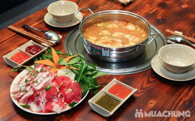 Buffet Lẩu Ăn Không Giới Hạn - Buffet BBQ & Hot Pot Hong Kong New - 18